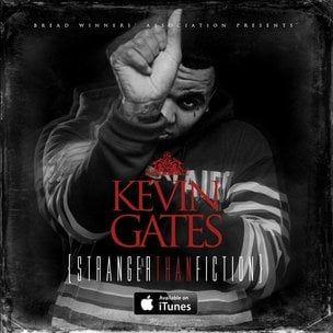 Kevin Gates 'Stranger Than Fiction' Cover Art, Tracklist & Album Stream