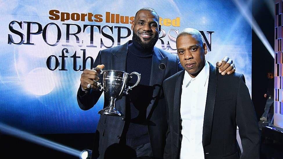 LeBron James JAY-Z NBA-a
