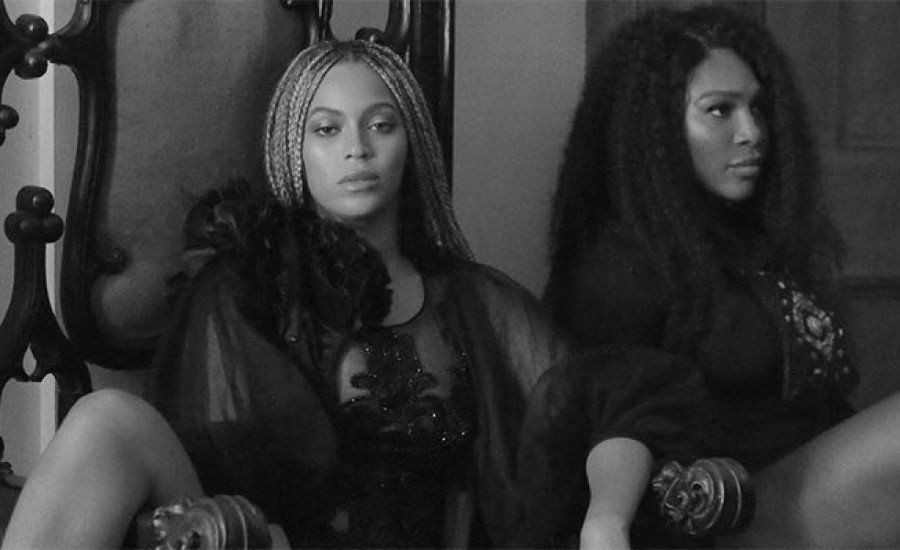 Beyonce gab Serena Williams Hinweise für 'Sorry' Video