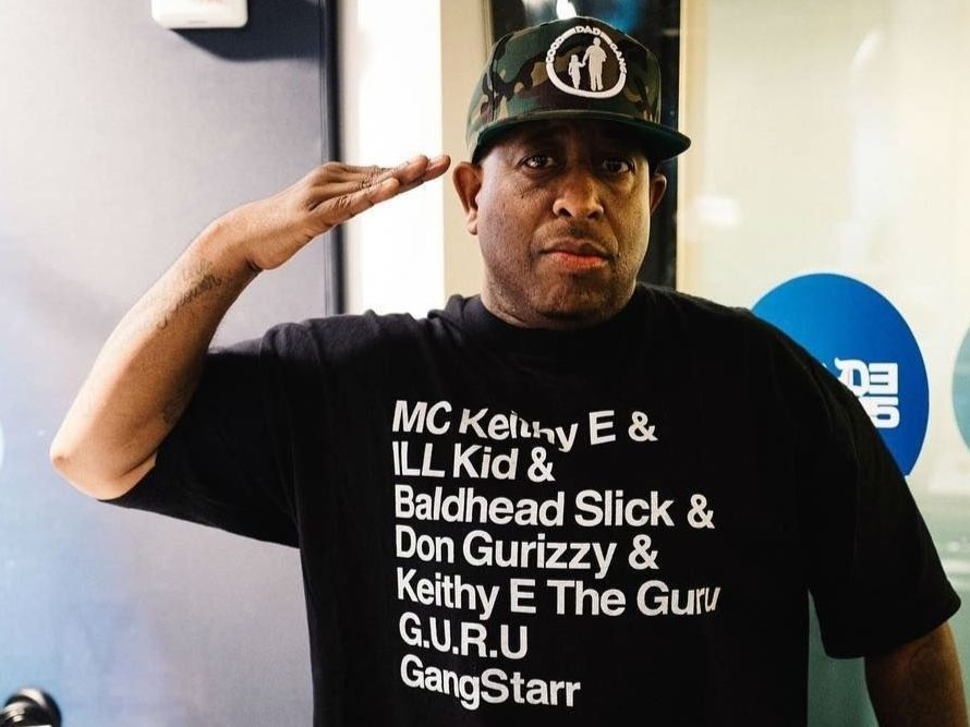 DJ Premier Resurrects Gang Starr With 'Family & Loyalty' Single med J. Cole