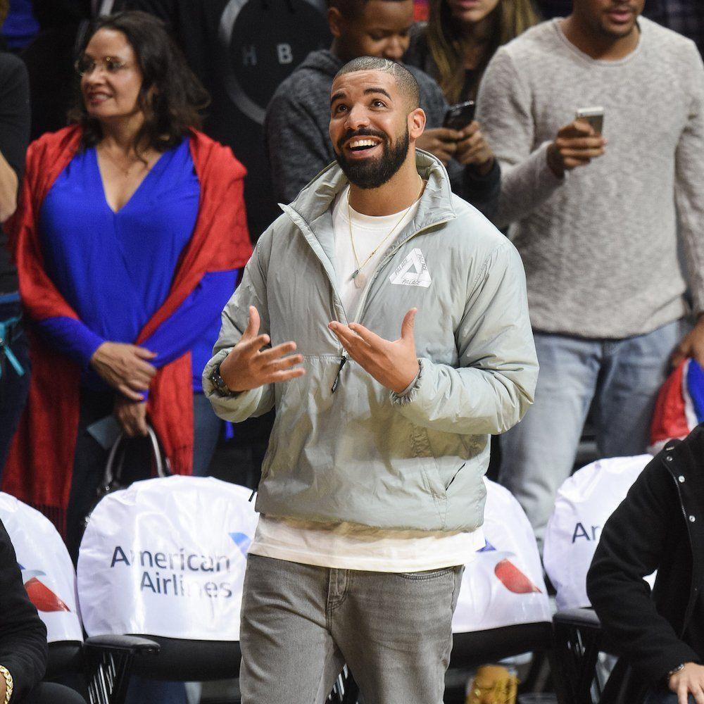 Drake entraînera l'équipe canadienne contre l'équipe américaine de Kevin Hart au match des stars de la NBA