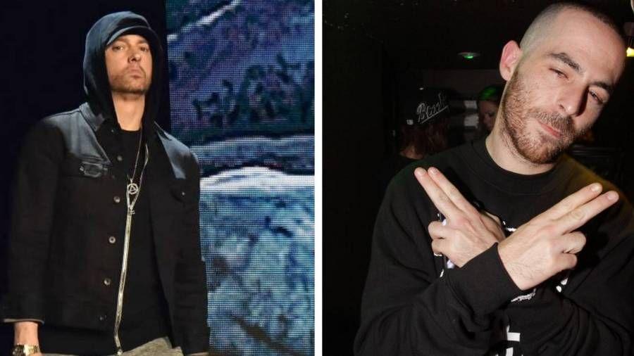 Eminem Plugs The Alchemist's New Album 'The Food Villain