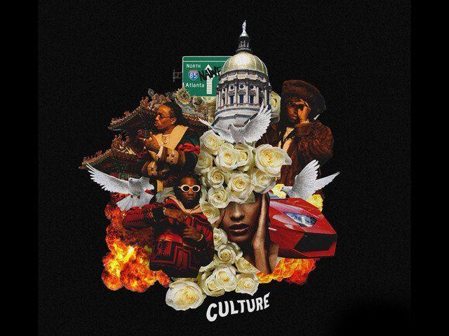 Migos '' Kultur'-Kunst erklärt von dem Grafikdesigner, der sie gemacht hat