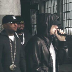 Eminem und das Shady 2.0 Camp erklären ihre BET Awards Cypher