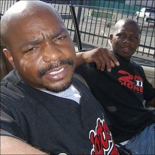 Ice T's '6 In The Mornin' 'veränderte Rap, 2. II Keine sagt