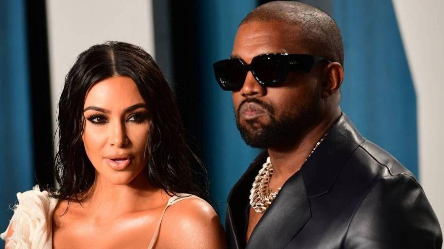 Kanye West répond enfin à la requête en divorce de Kim Kardashian