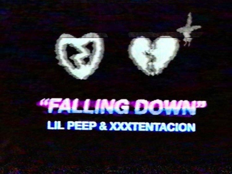 Lil Peep & XXXTENTACIONs posthumer Track 'Falling Down' kommt an