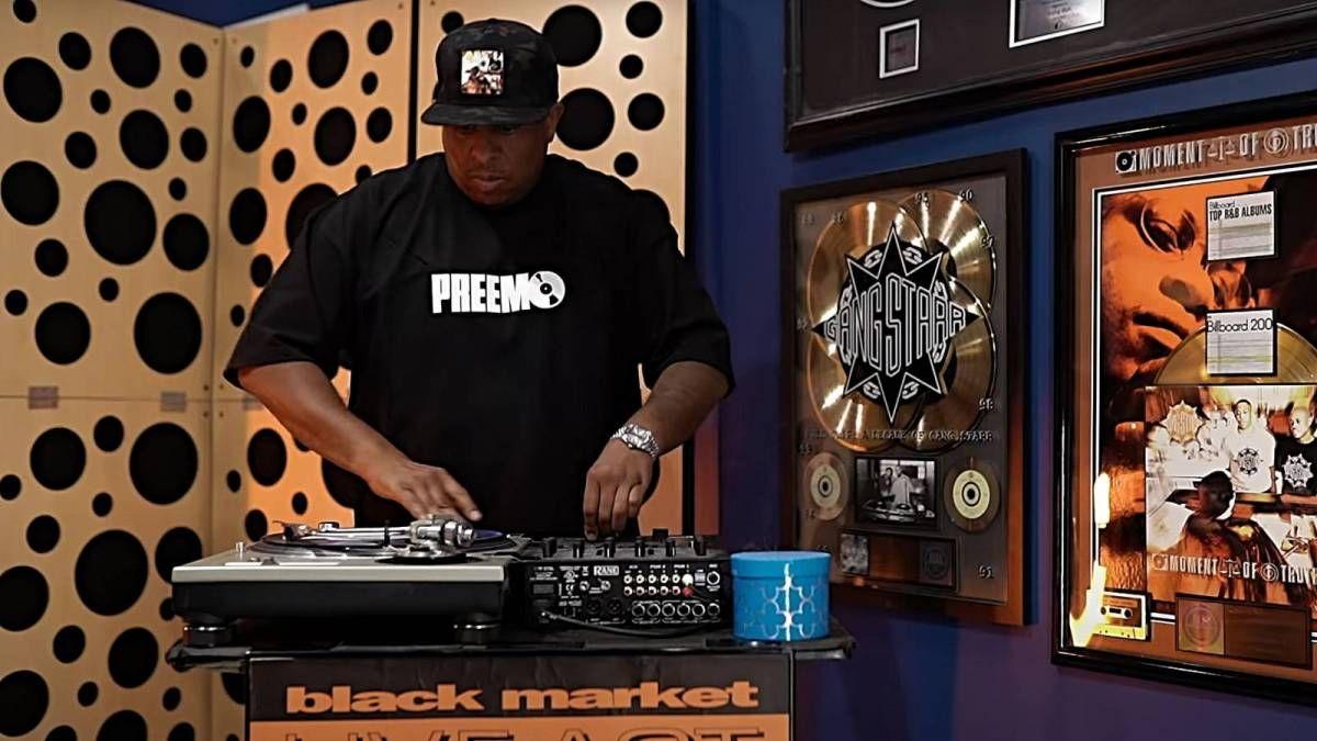 DJ Premier 'Parlayan Mikslər (Təsisçilər Remix)' Video ilə Gang Starr Məşəlini daşıyır