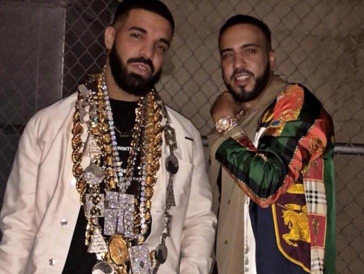 Drake Disses Kanye West über das neue Lied 'No Stylist' von French Montana