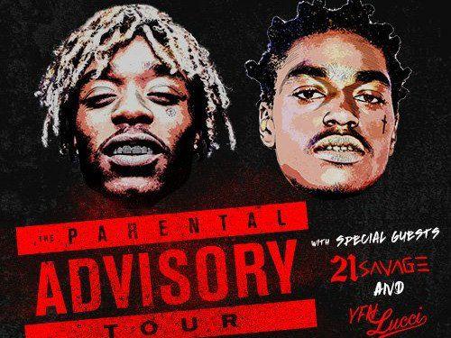 Lil Uzi Vert x Kodak Black объявляют о родительском консультативном туре