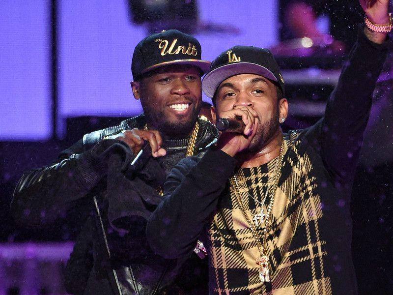 50 Cent tilkynnir um útgöngu Lloyd Banks úr skrám G-Unit