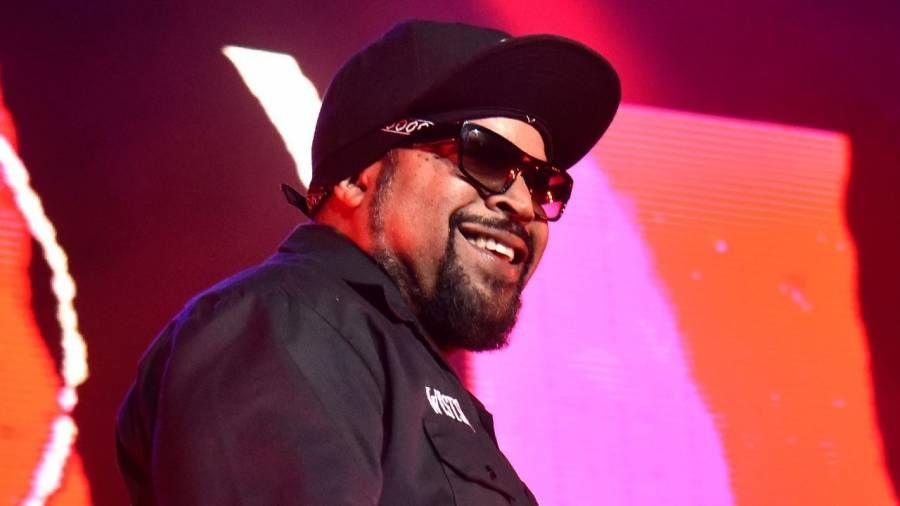 Ice Cube udsteder en ordentlig 'fuck you' til 'SNL', efter at de håner hans Donald Trump-involvering