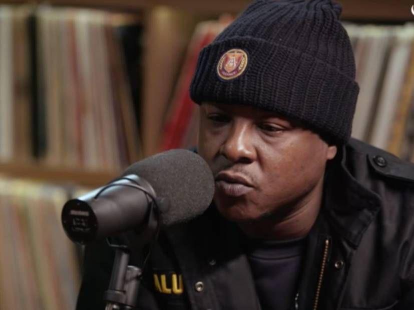 Jadakiss enthüllt Stile P Dissed JAY-Z auf seinem eigenen Lied