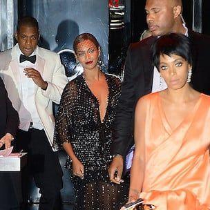 Jay Z von Solange Knowles angegriffen, zusätzliches Filmmaterial veröffentlicht