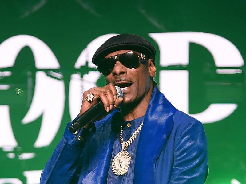 Snoop Dogg Oprah Winfrey-də kirpik saldı: 'Fuck U & Gayle [King]