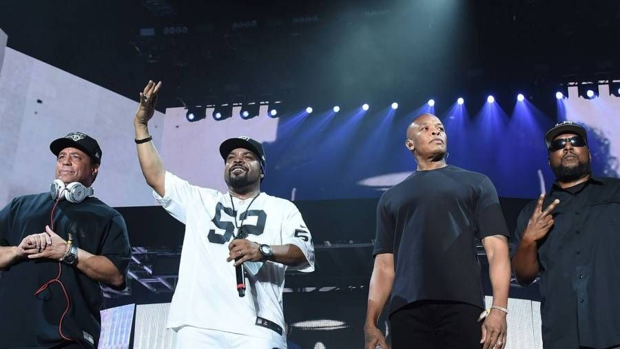 Ice Cube On N.W.A's Impact: 'Before we Did' Fuck Tha Police, 'Police Could Do No Wrong