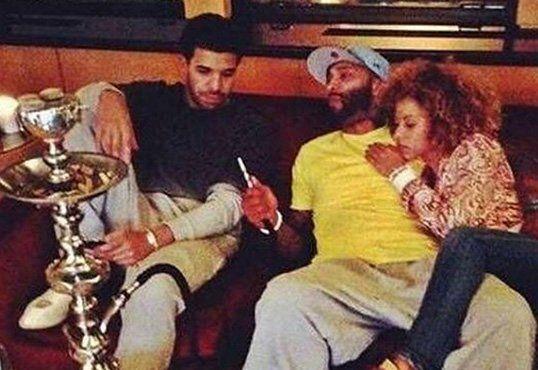 Joe Budden prøver bare å holde Drake ydmyk