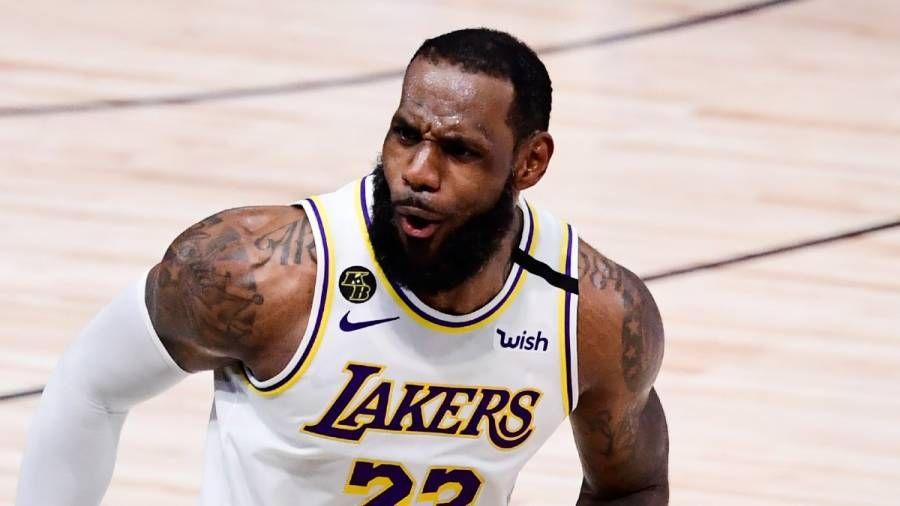 LeBron James Cosigns Dipset ist Grund für NY Knicks Hot-Streak