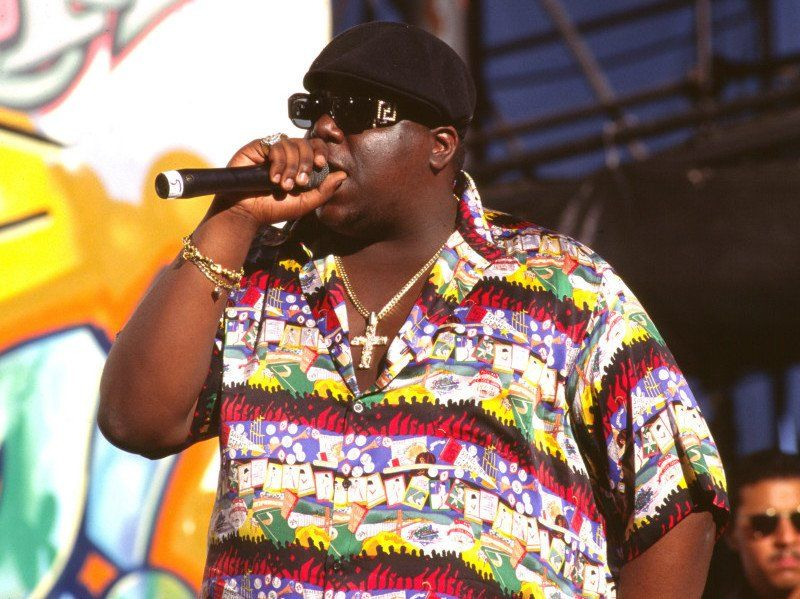 The Notorious B.I.G. Unter 2020 Rock & Roll Hall of Fame Inductees
