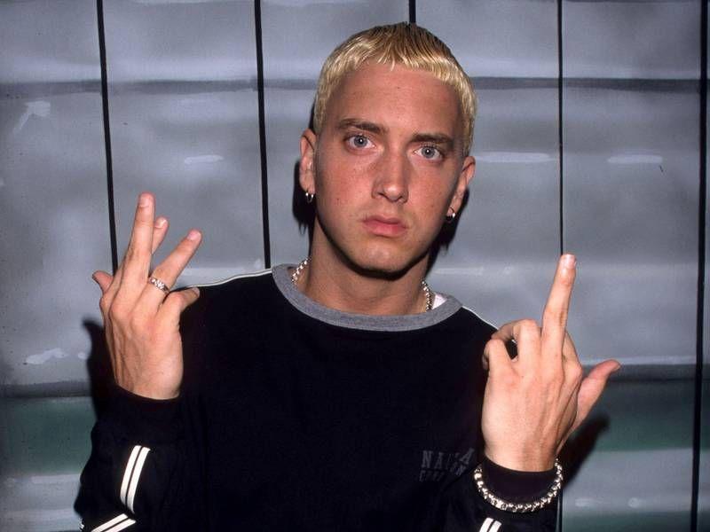 Eminem va sortir le Merch du 20e anniversaire de 'Slim Shady LP