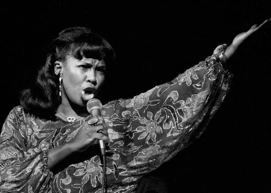 Məşhur R&B Songstress Betty Wright Keçdi