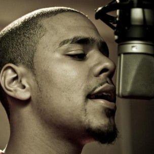 J. Cole staðfestir sameiginlega plötu með Kendrick Lamar