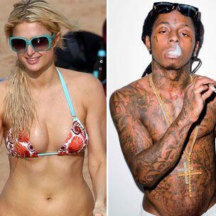 Paris Hilton lanserer 'Good Time' -video med Lil Wayne