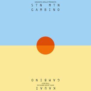 Childish Gambino 'STN MTN' utgivelsesdato, Cover Art, Tracklist, Download & Mixtape Stream