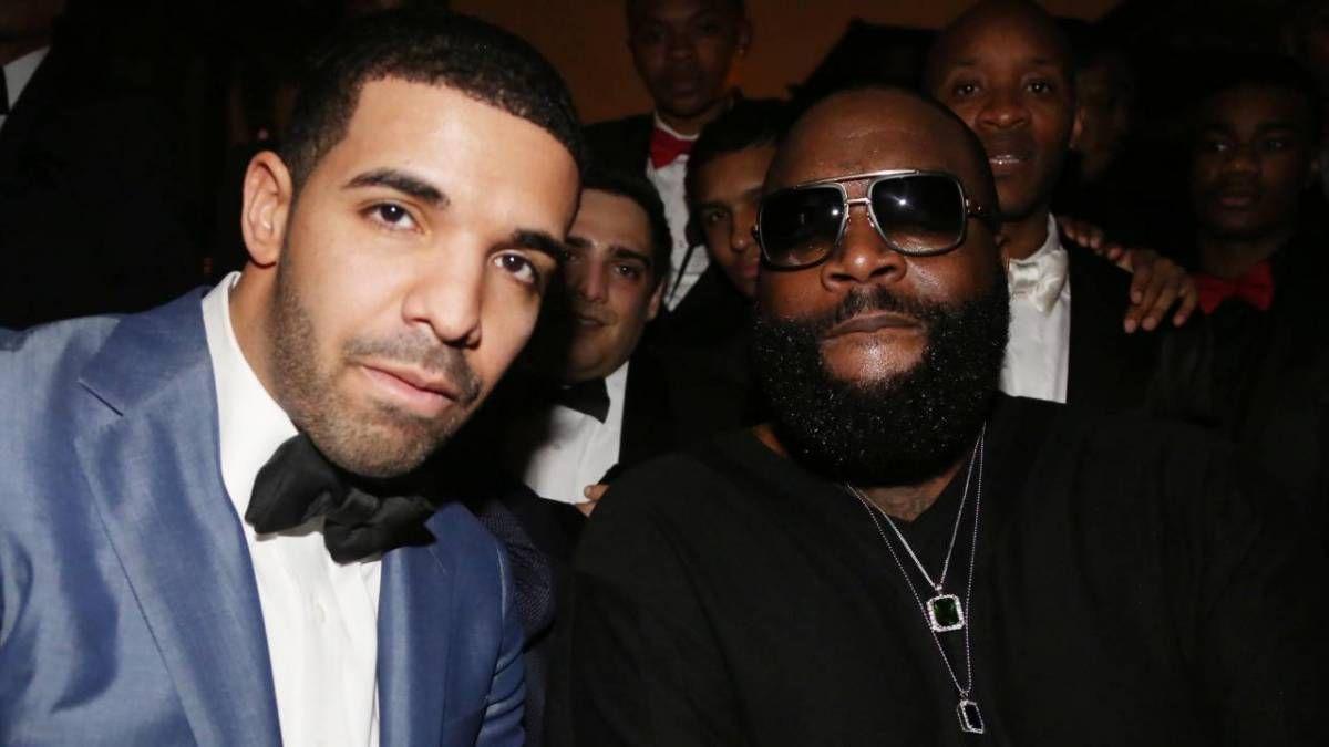 Die Zusammenarbeit von Drake & Rick Ross '' Lemon Pepper '' hat Fans - einschließlich LeBron James - die MVP-Trophäen verteilen