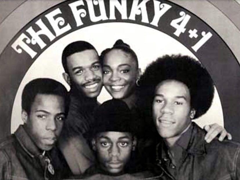 #ThrowbackThursdays: Funky 4 + 1 wird zum ersten Hip-Hop-Act im Netzwerkfernsehen