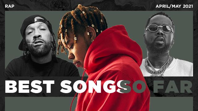 Les meilleures chansons rap de 2021 ... (jusqu'à présent)