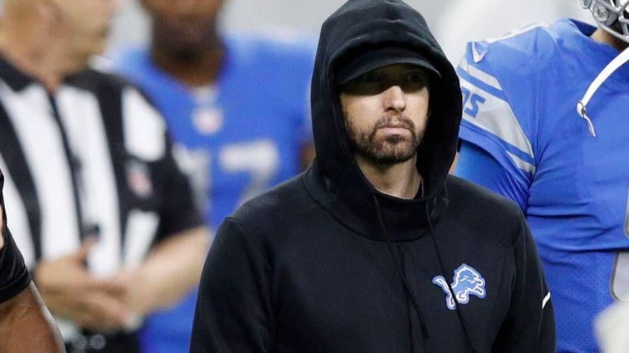 Eminem hylder Super Bowl Champ Tom Brady efter Slim Shady-Soundtracked Tweet