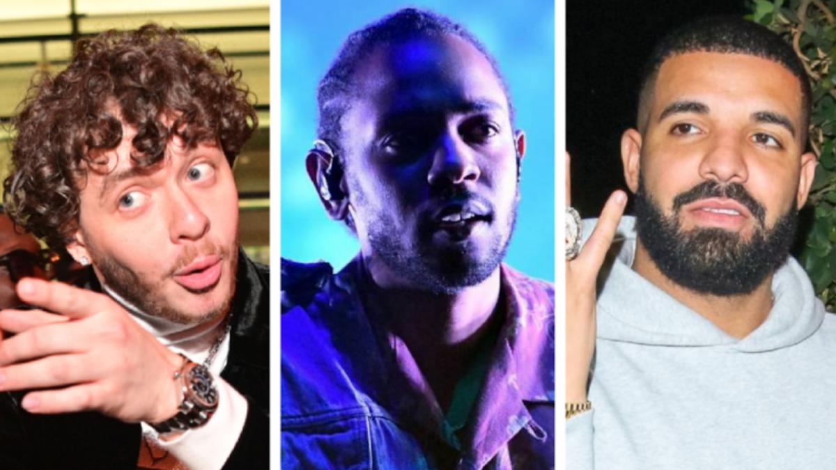 Jack Harlow erregt Kendrick Lamar & Drakes Aufmerksamkeit mit einem Video, in dem er als Kind klopft