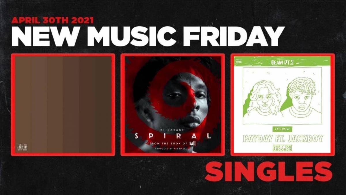 Neue Musik Freitag - Neue Singles von Baby Keem + Travis Scott, 21 Savage, Burna Boy, Jackboy + More