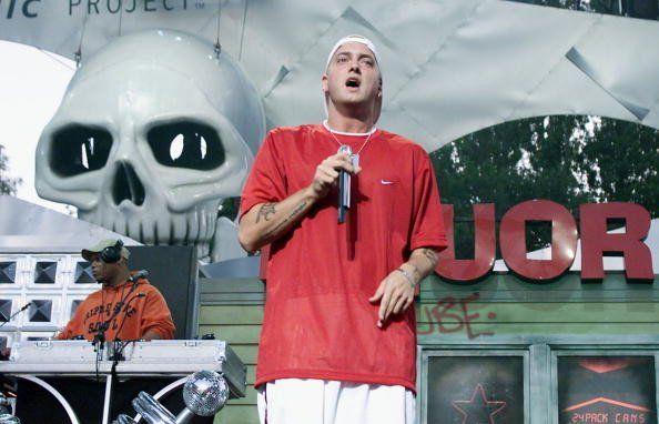 Eminems eks-livvagt hævder, at han kunne have dræbt ham i væbnet standoff