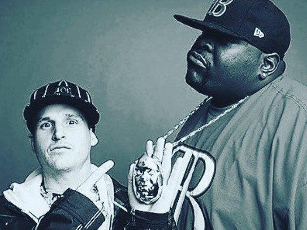 Hip Hop syrgir dauða 'Rob & Big' Star Big Black