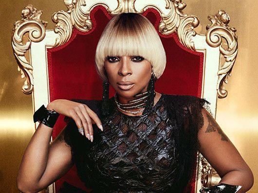 Mary J. Blige'nin 'Bir qadının gücü' tracklistində Kanye West, Quavo, Missy Elliott və Kaytranada var
