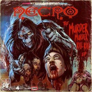 Necro 'Murder Murder Kill Kill' 2EP Tracklist & Artwork