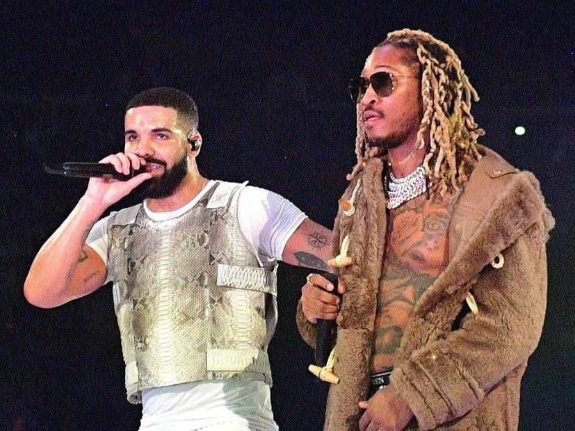 Drake & Future Team Up for 'Life Is Good' Video