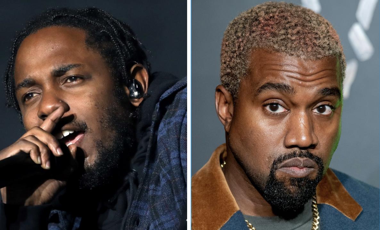 Fanat Kanye West və Kendrick Lamar 'yaxşı uşaq, TWISTED FANTASY' Mixtape yaradır - Futuristic Storyline ilə tamamlandı