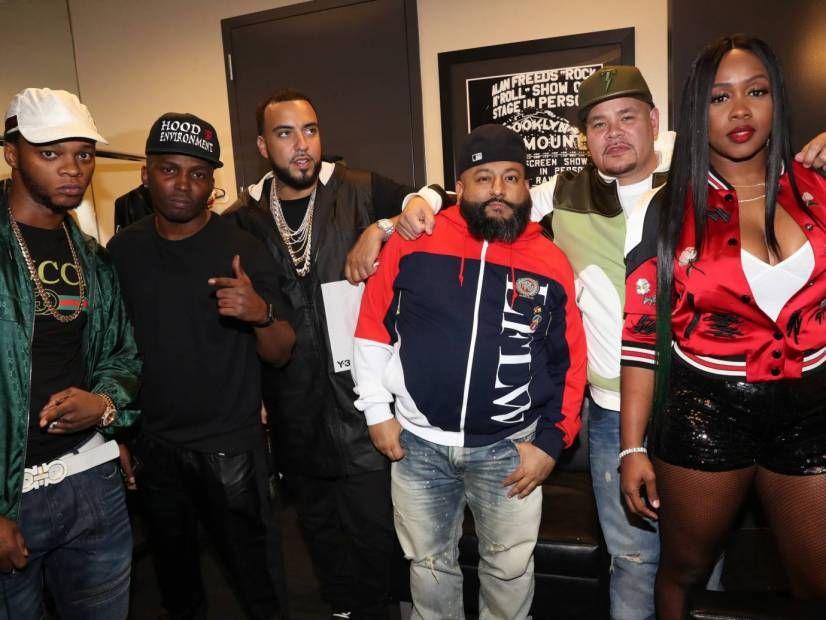 Fat Joe, Remy Ma et French Montana poursuivis pour avoir prétendument volé `` à fond '