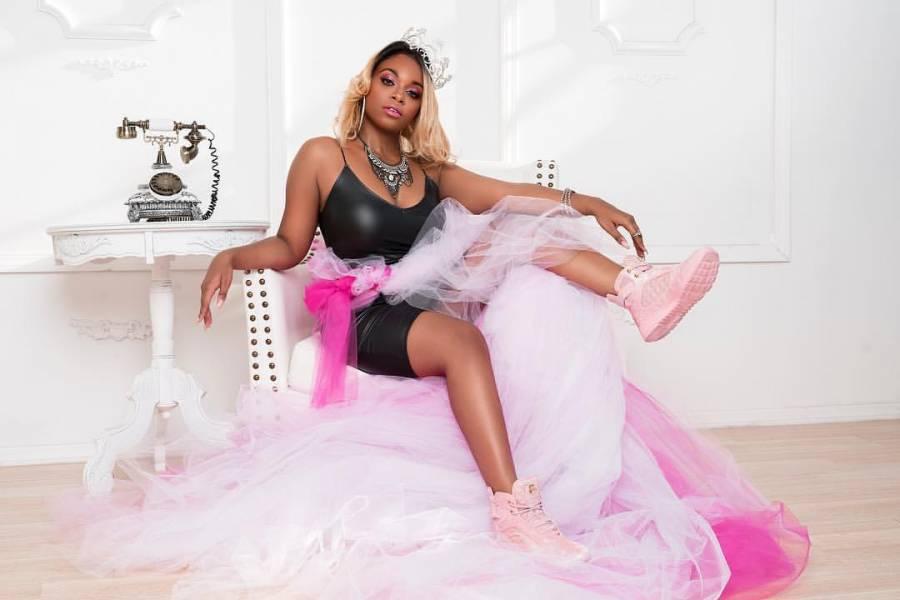 Treffen Sie Tyeler Reign: Die Prinzessin von Trill und Gewinner der fünften Staffel von 'The Rap Game