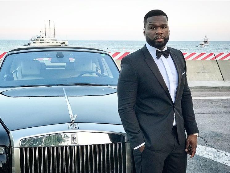50 Cent bestätigt Partnerschaft mit EFFEN Vodka