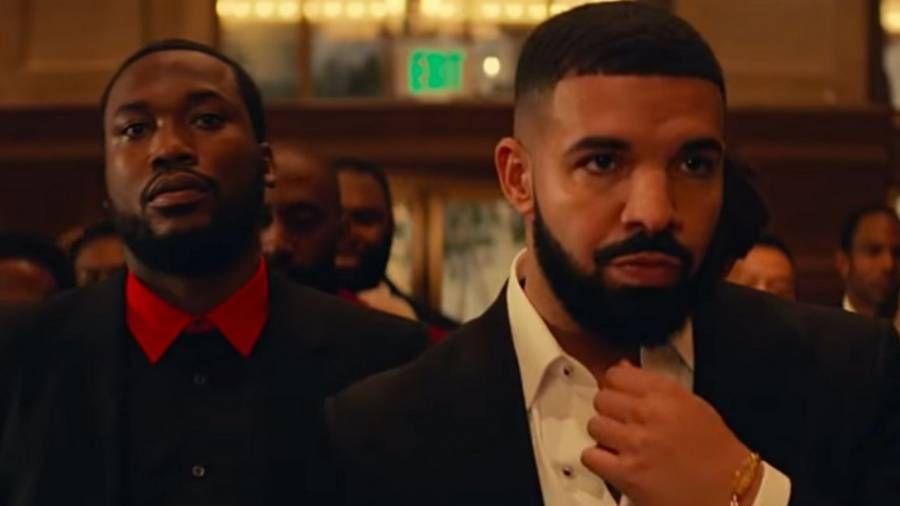Drake & Meek Mill tar opp en musikkvideo sammen på Bahamas akkurat nå - ifølge Akademiks