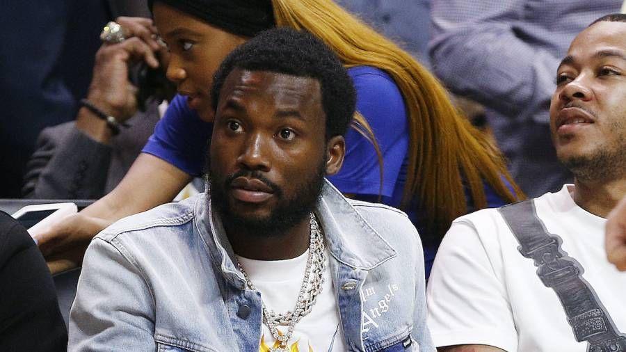 Meek Mill réagit à la grossesse de Nicki Minaj - et les fans pensent qu'il est obsédé