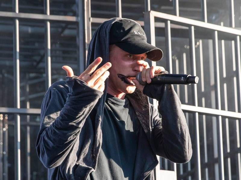 NF Drops 'The Search' LP
