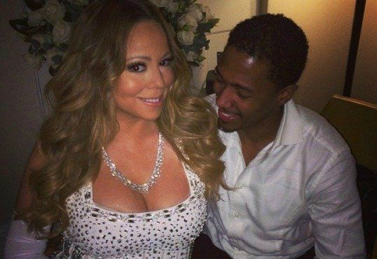Nick Cannon bestreitet die Scheidung von Mariah Carey