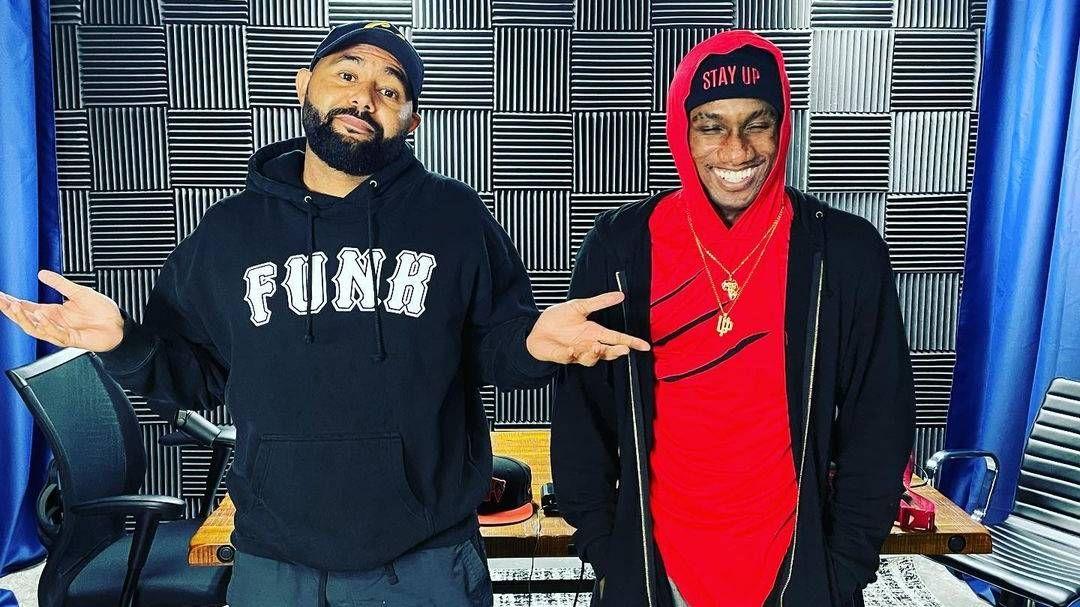 Ex-Funk Volume Co-CEO Damien Ritter kaller Hopsin Reunion 'Black Men Growing Up