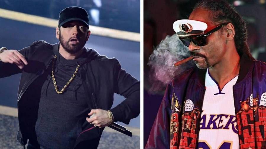 KXNG Crooked Fears Snoop Dogg Vs. Eminem könnte das polarisierendste Rindfleisch aller Zeiten im Hip Hop werden