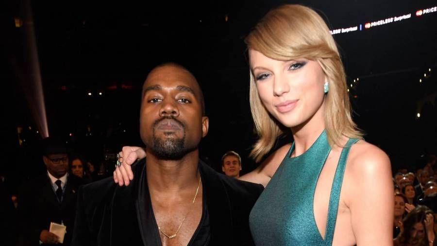 Taylor Swift pərəstişkarları Kanye West 'Folklor' Albomunda Ayrıldıqlarına İnandırılır